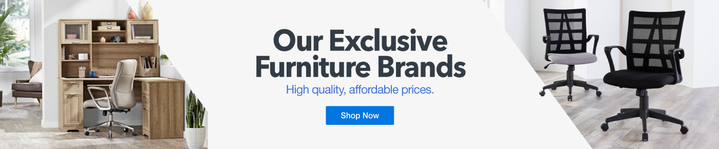 OfficeSupply.com Exclusive Furniture Brands