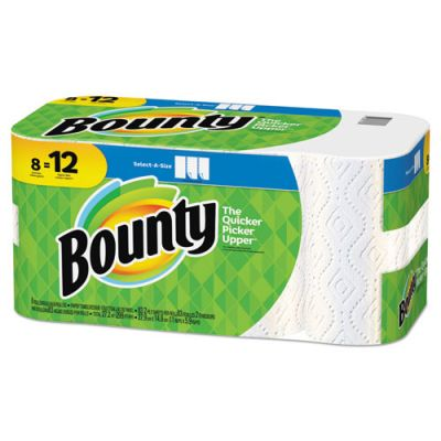 Save on your paper towel re-stock!