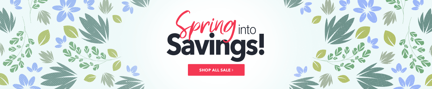 Spring Into Savings