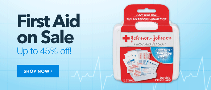First Aid Sale