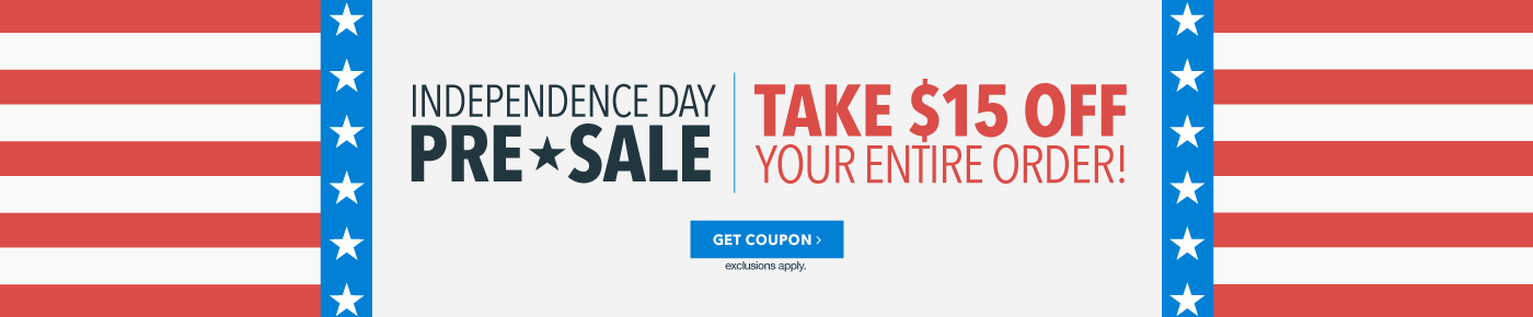 $15 off When You Spend $150+