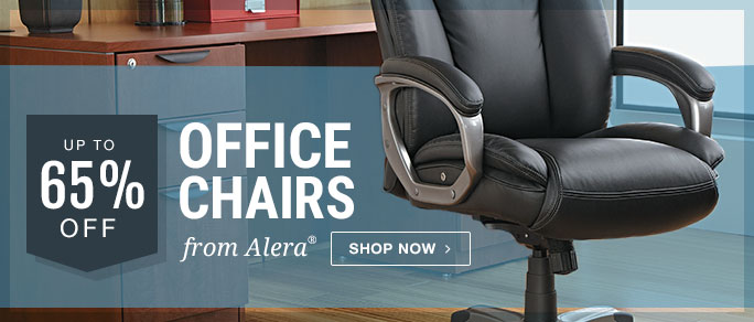 Up to 65% Off Alera Chairs