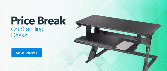 Price Break on Standing Desks