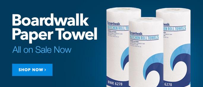 Boardwalk Paper Towel Sale