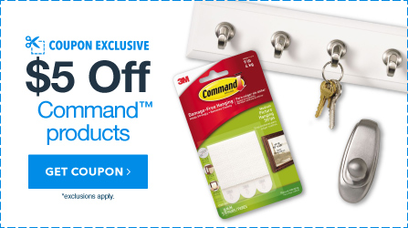 Command $5 Off