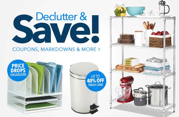 Declutter & Save