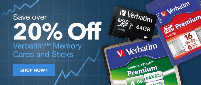 Verbatim Flash Drives