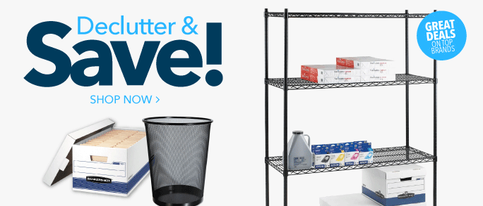 Declutter and Save