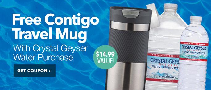 Free Contigo Mug Coupon