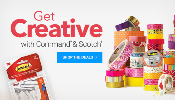 Get Creative with Command and Scotch