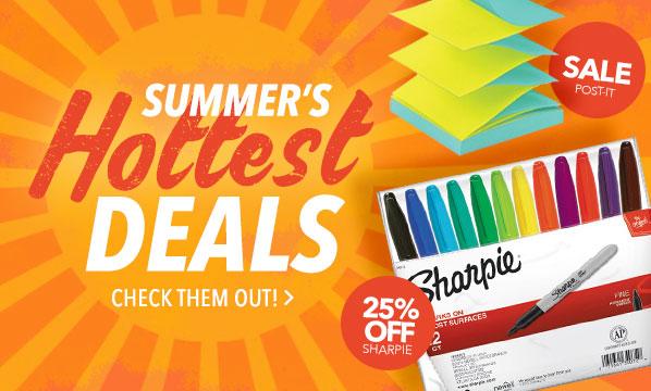 Summer's Hottest Deals