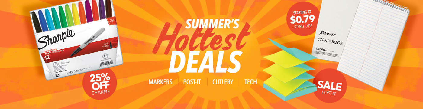Summer's Hottest Deals
