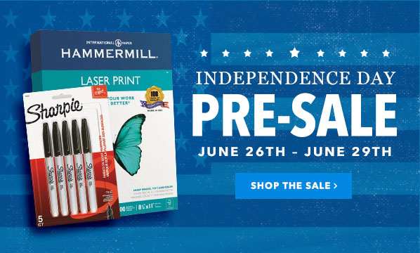 Pre-Independence Day Sale