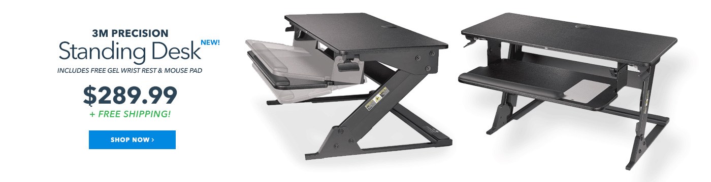 3m Standing Desk