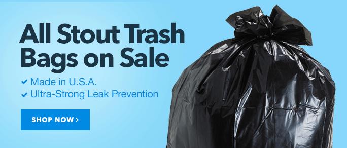 Stout Trash Bags