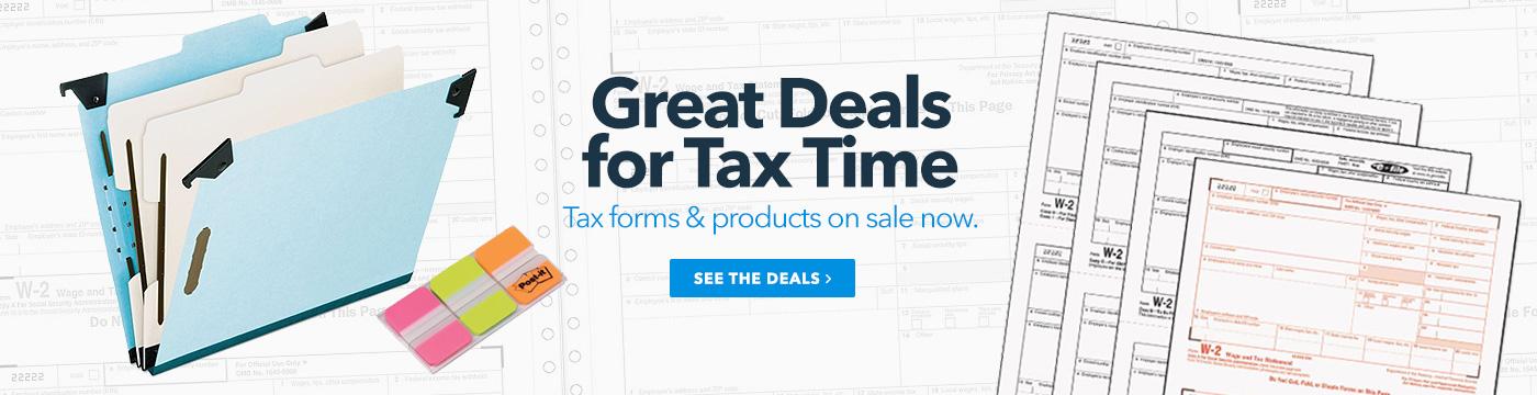 Tax Deals