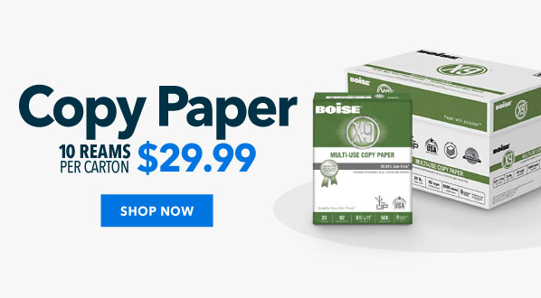 $29.99 Copy Paper