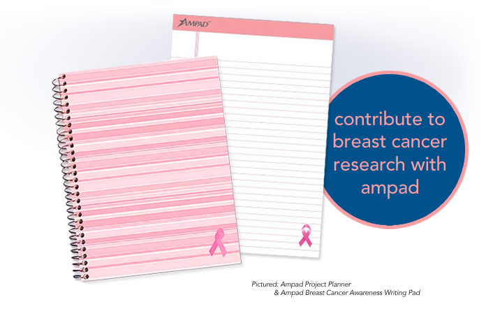 contribute to breast cancer research with Ampad