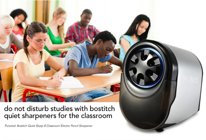 Bostitch Quiet Electric Pencil Sharpener