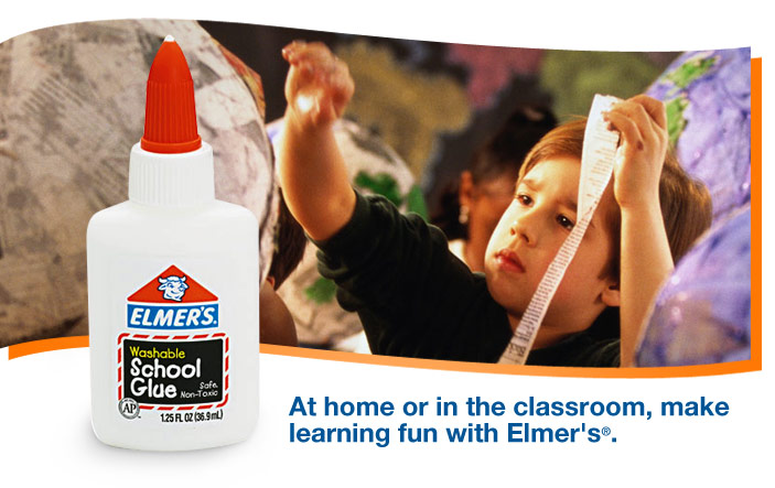 Elmers makes learning fun