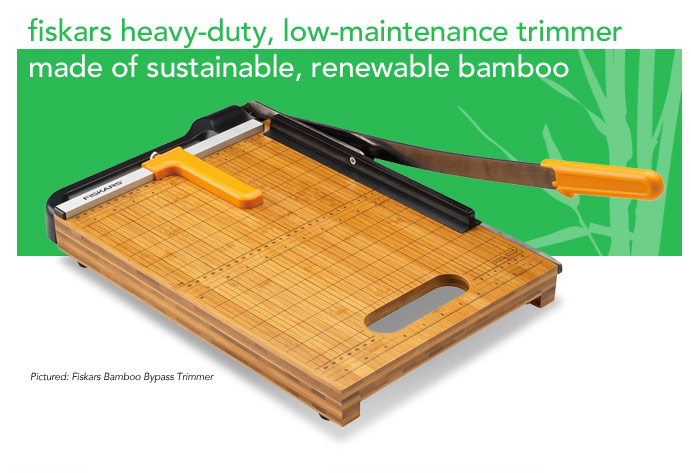 fiskars sustainable trimmer