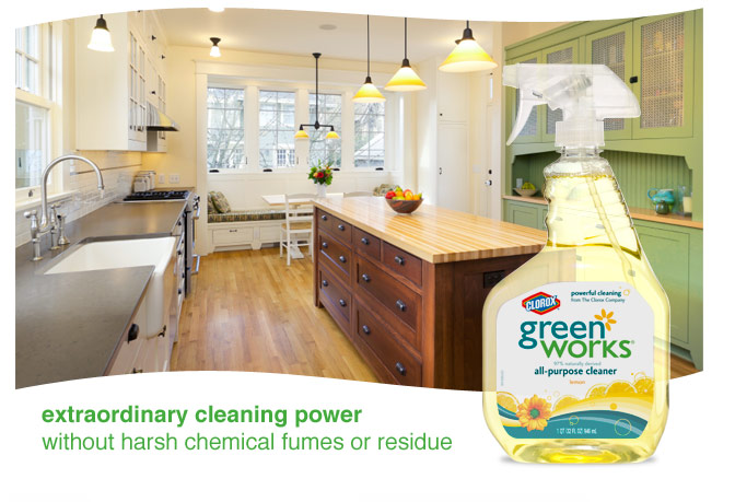 extraordinary cleaning power