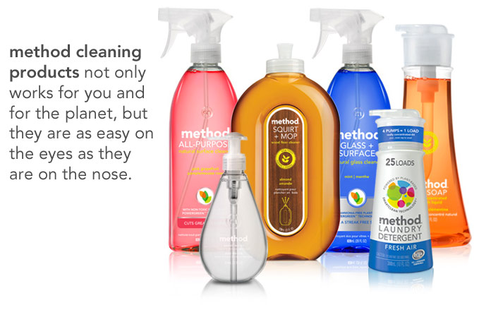 Method cleaning products work for you and the planet