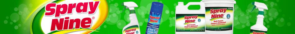 Spray Nine
