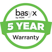 Basyx 5 Year Limited Warranty