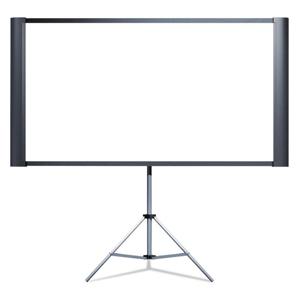 Epson Duet Ultra Portable Projection Screen, 80