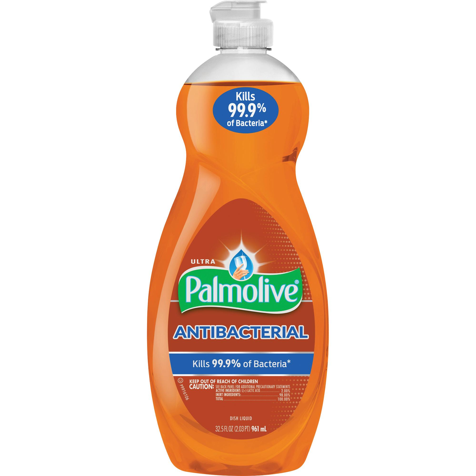Palmolive Ultra Palmolive Antibacterial Dish Soap