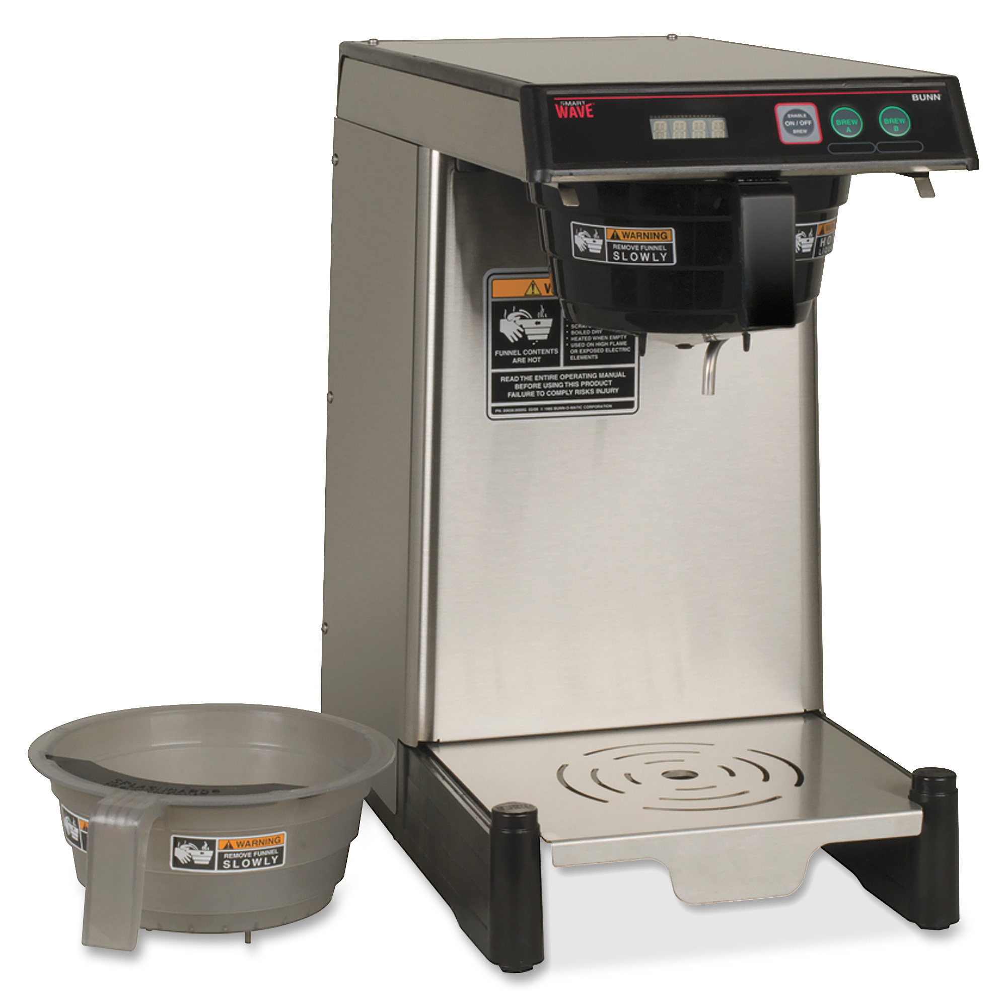 BUNN WAVE Combo Coffee/Tea Brewer