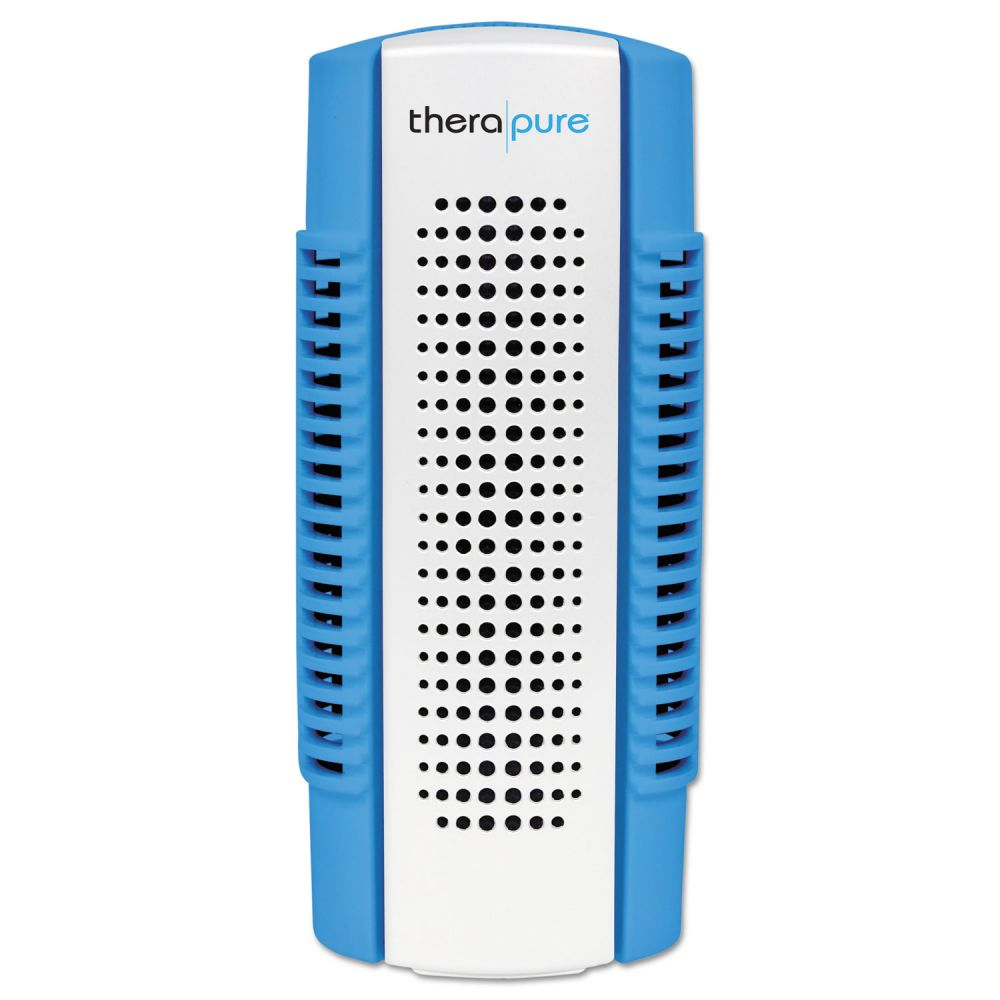 Therapure Mini Plug-In Collection Blade Air Purifier, One Speed, Blue