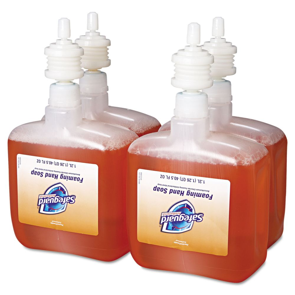 Antibacterial foam soap