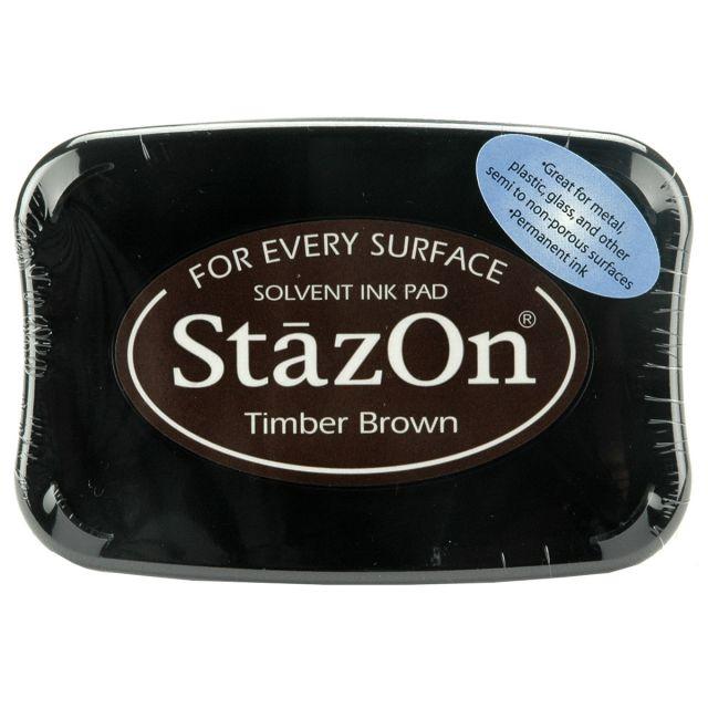 StazOn Solvent Ink Pad - NOTM252620