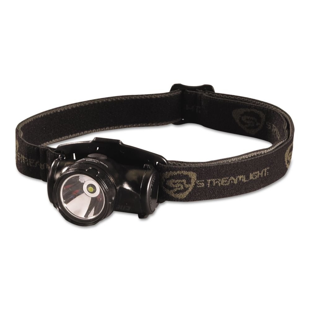 Streamlight Enduro LED Headlamp - LED - 0.5W - AA - Black