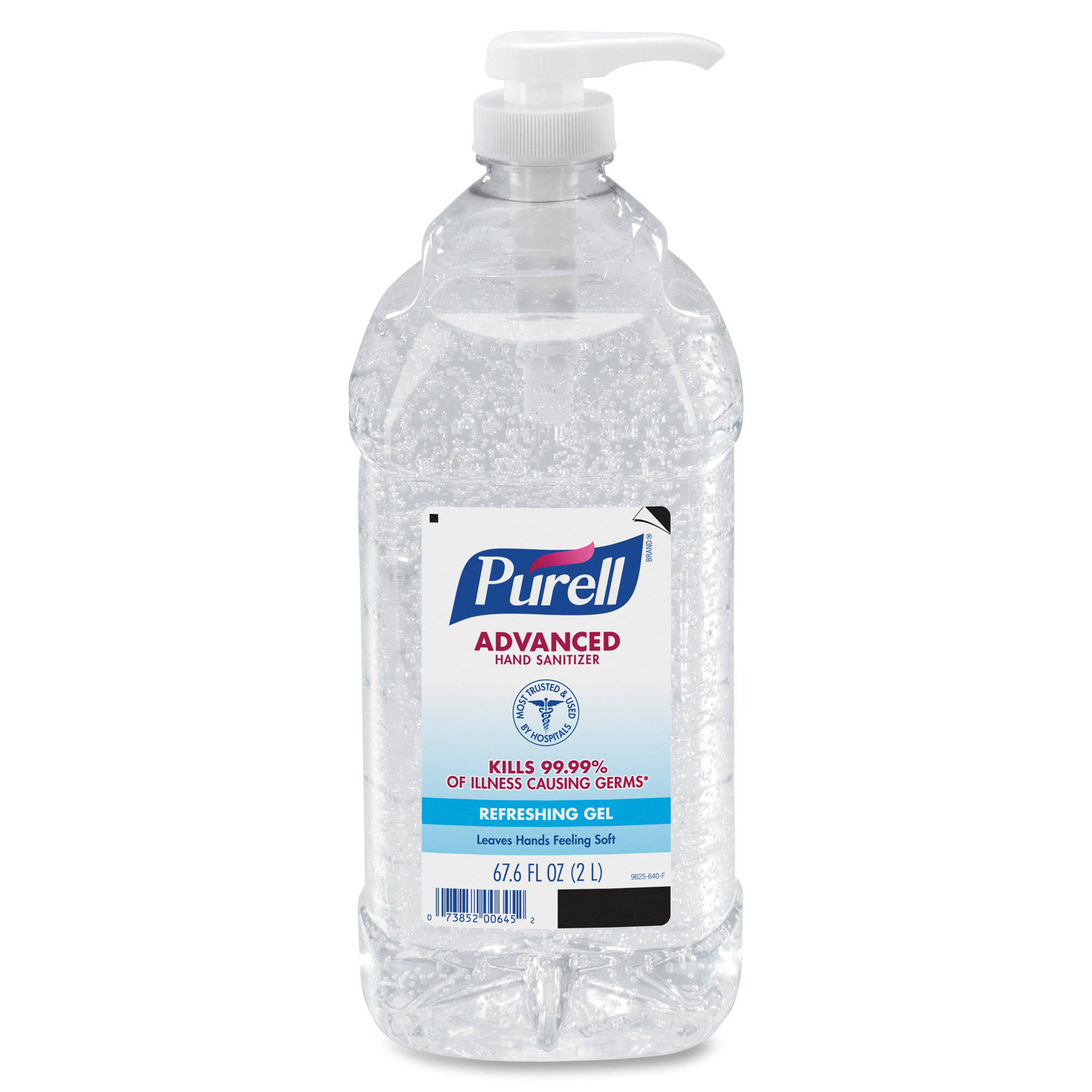 Upc 073852096316 Pack Of 24 Purell Advanced Hand Sanitizer