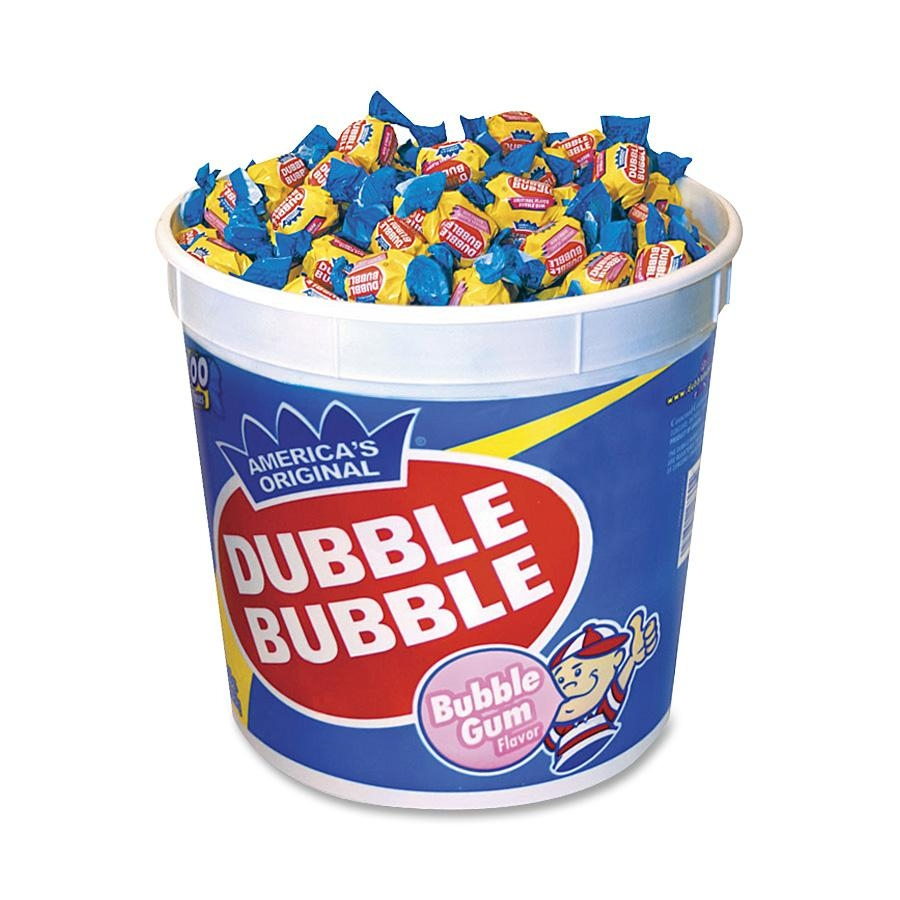 059642364032 Upc Dubble Bubble Bubble Gum 300 Pieces Tj