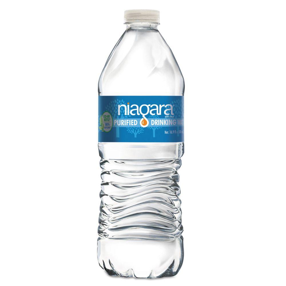 Niagara Bottling Purified Bottled Water