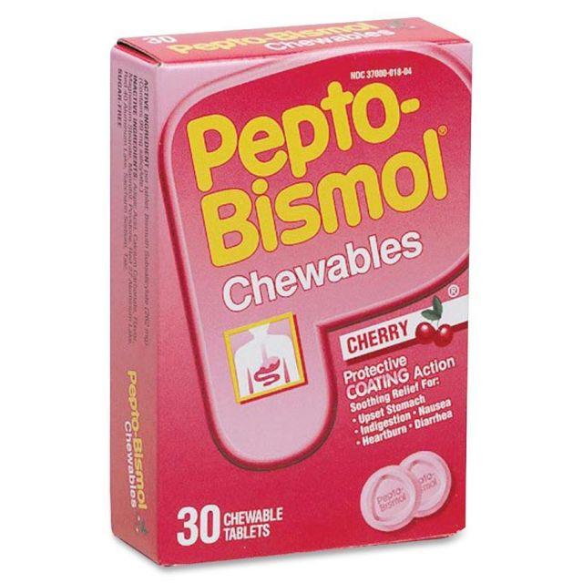 Pepto Bismol Tablet Refills