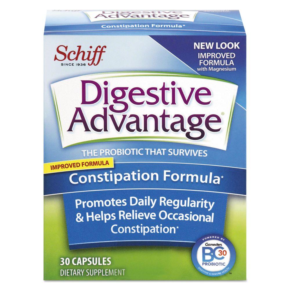 Digestive Advantage Probiotic Constipation Relief Capsules