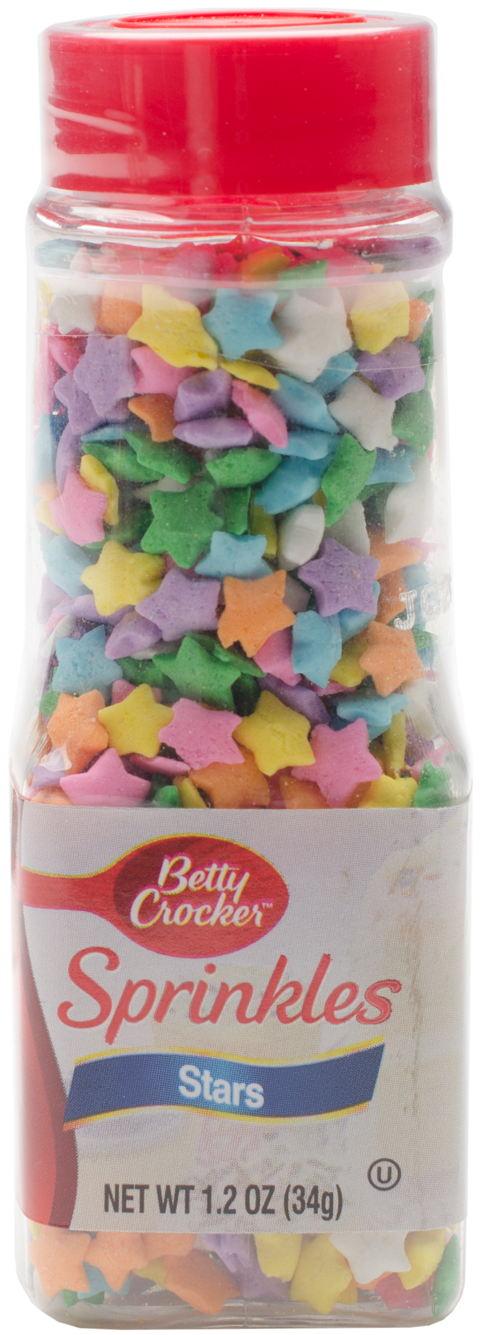 Betty Crocker Sprinkles 1.2oz