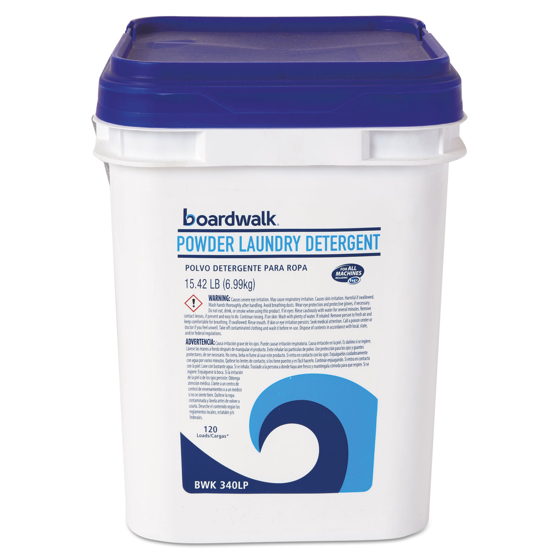 BWK Laundry Detergent Powder, Summer Breeze, 15.42 lb. Bucket - BOARDWALK 340LP