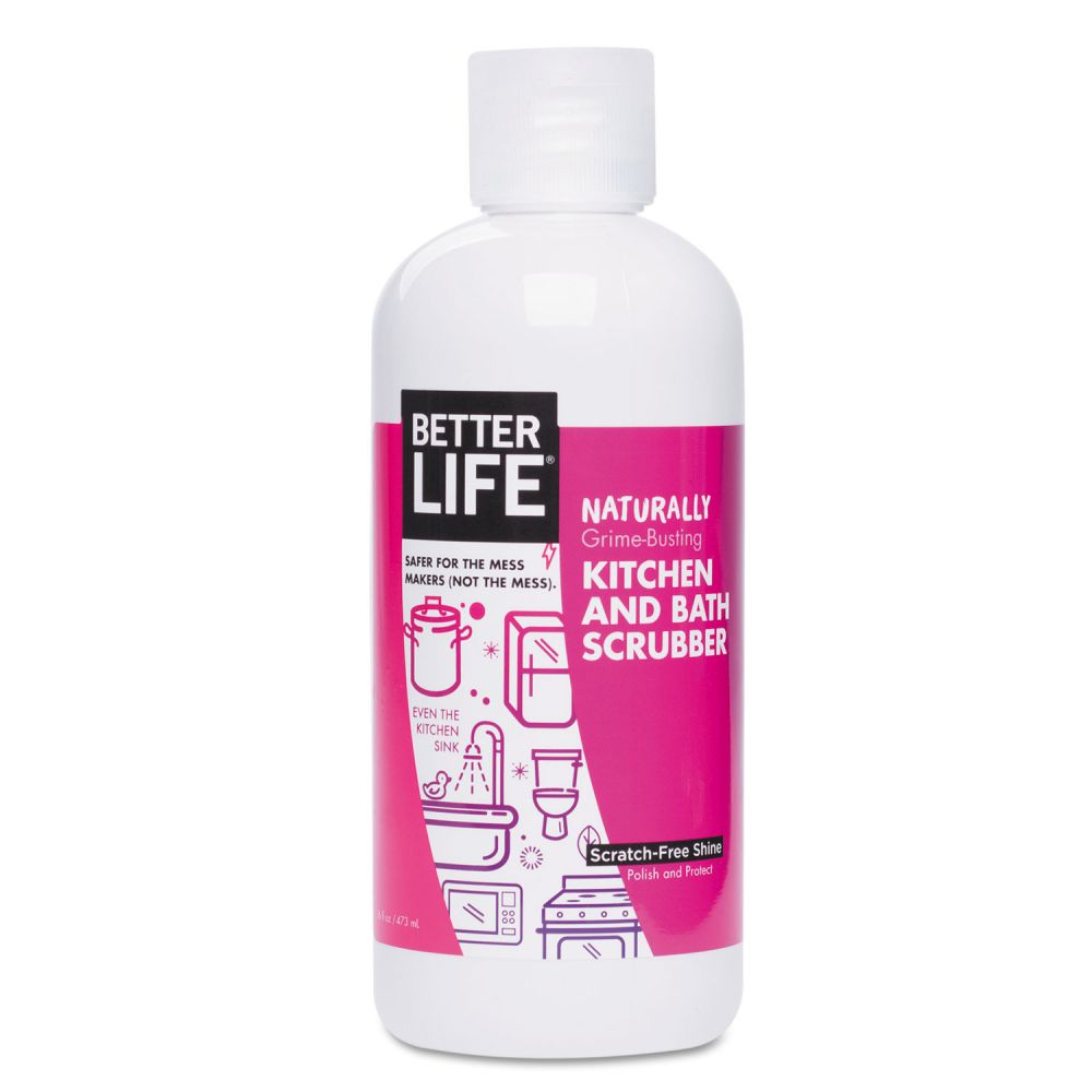 Better Life Even the Kitchen Sink Gentle Scrubber