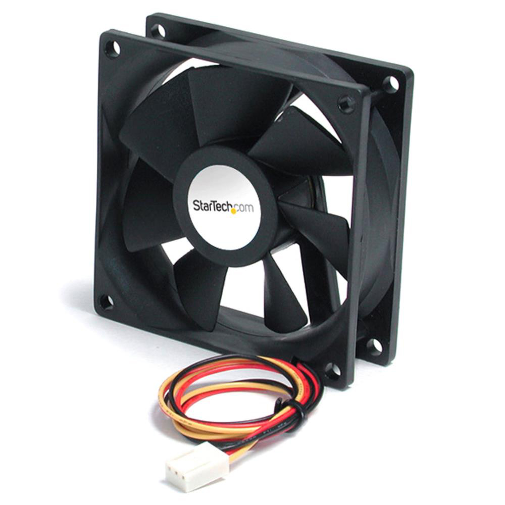 Take Offer StarTech.com 60x20mm Replacement Ball Bearing Computer Case Fan w/ TX3 Connector Before Too Late