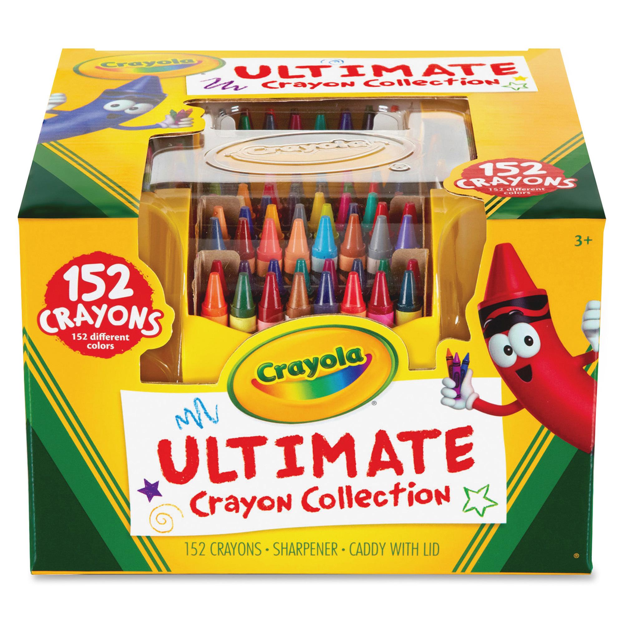 Crayola Ultimate Crayon Collection - CYO520030