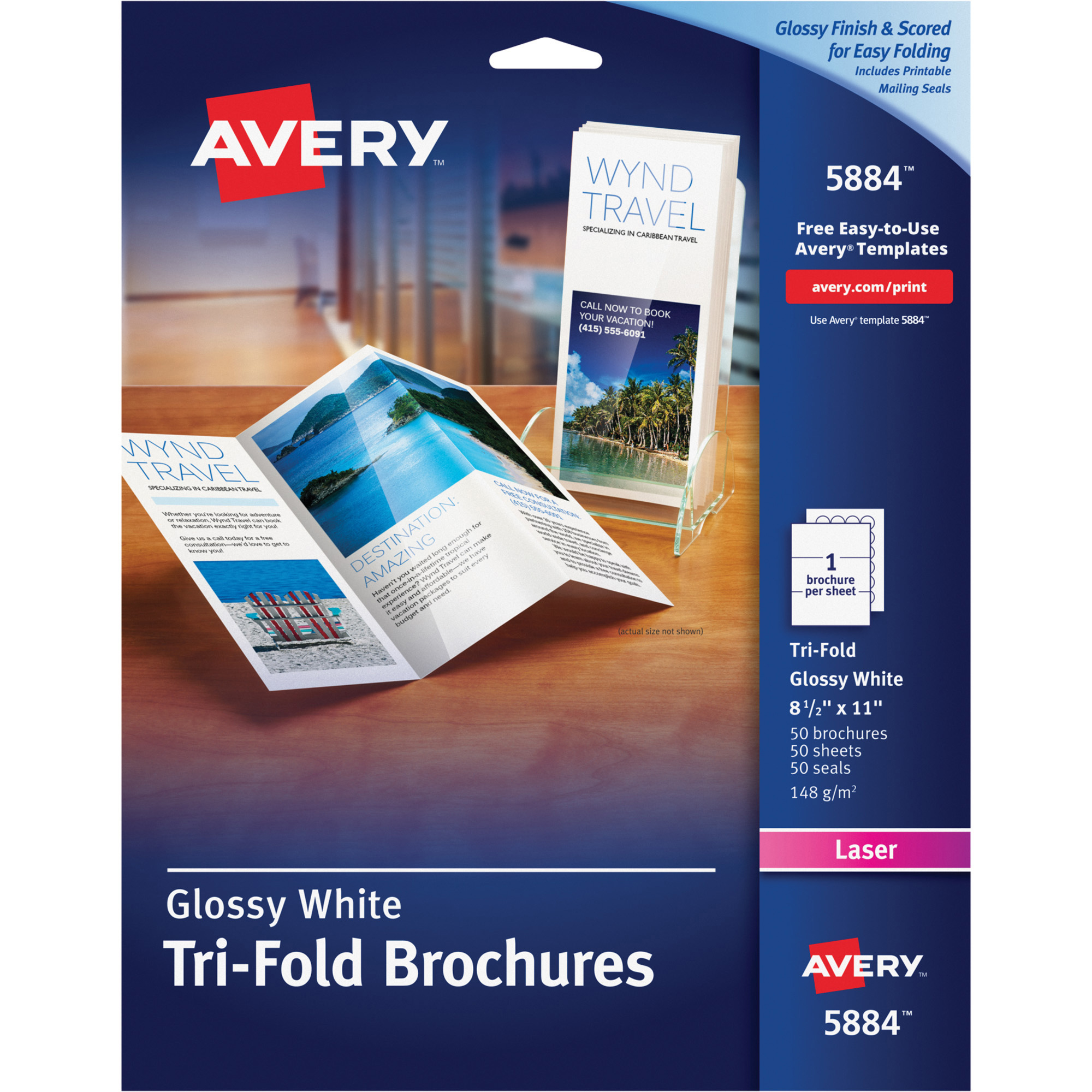 avery brochure template.html