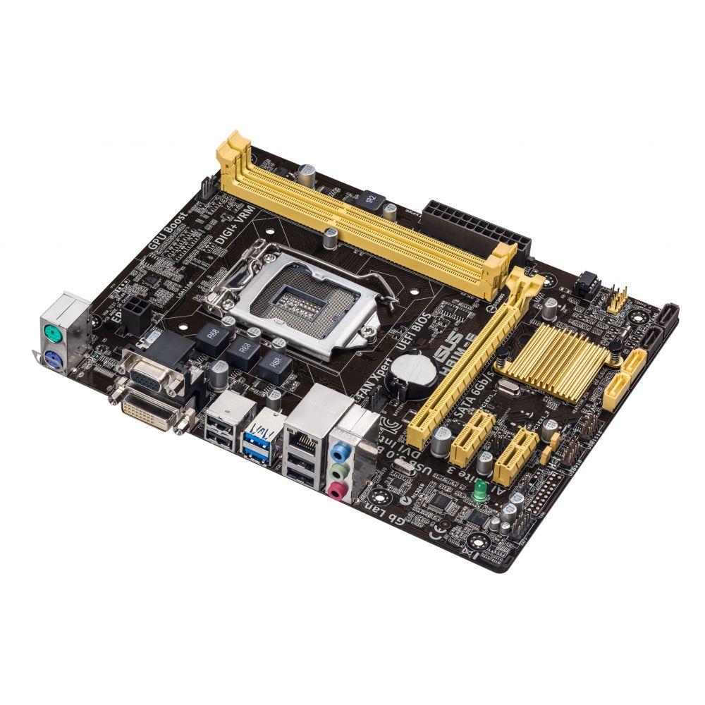 Cheap Offer Asus H81M-E Desktop Motherboard – Intel H81 Chipset – Socket H3 LGA-1150 Before Special Offer Ends