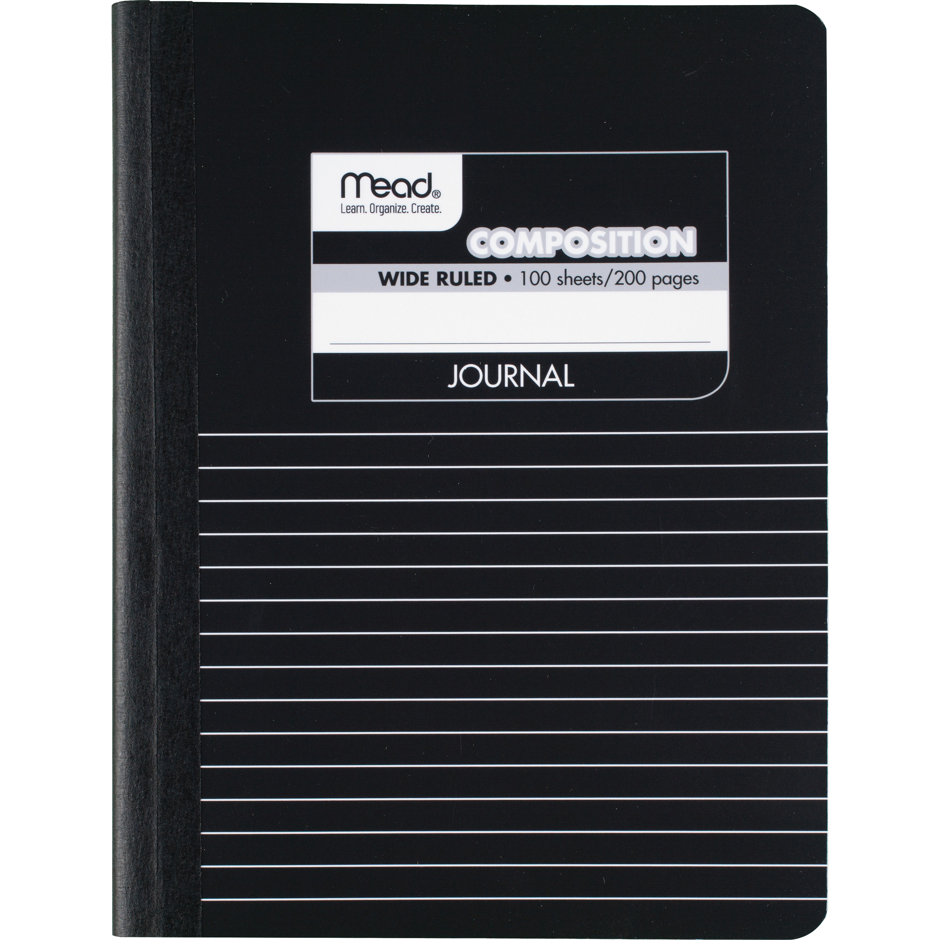 Mead Square Deal Journal Wide Ruled Composition Notebook