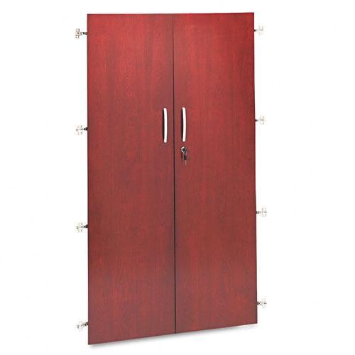 Tiffany Industries Wall Storage Hutch Bookcase Cabinet Doors, 36
